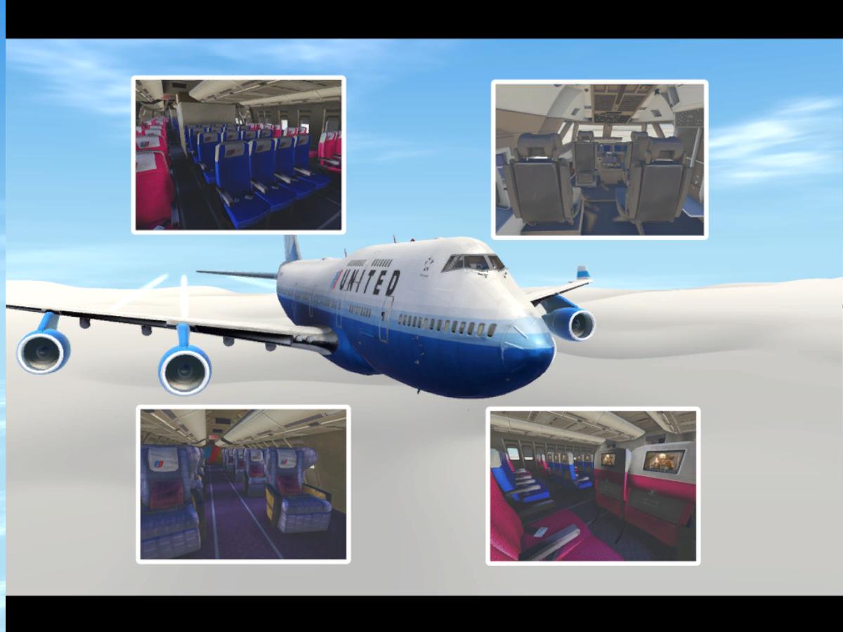 Intercontinental Flight VRC001