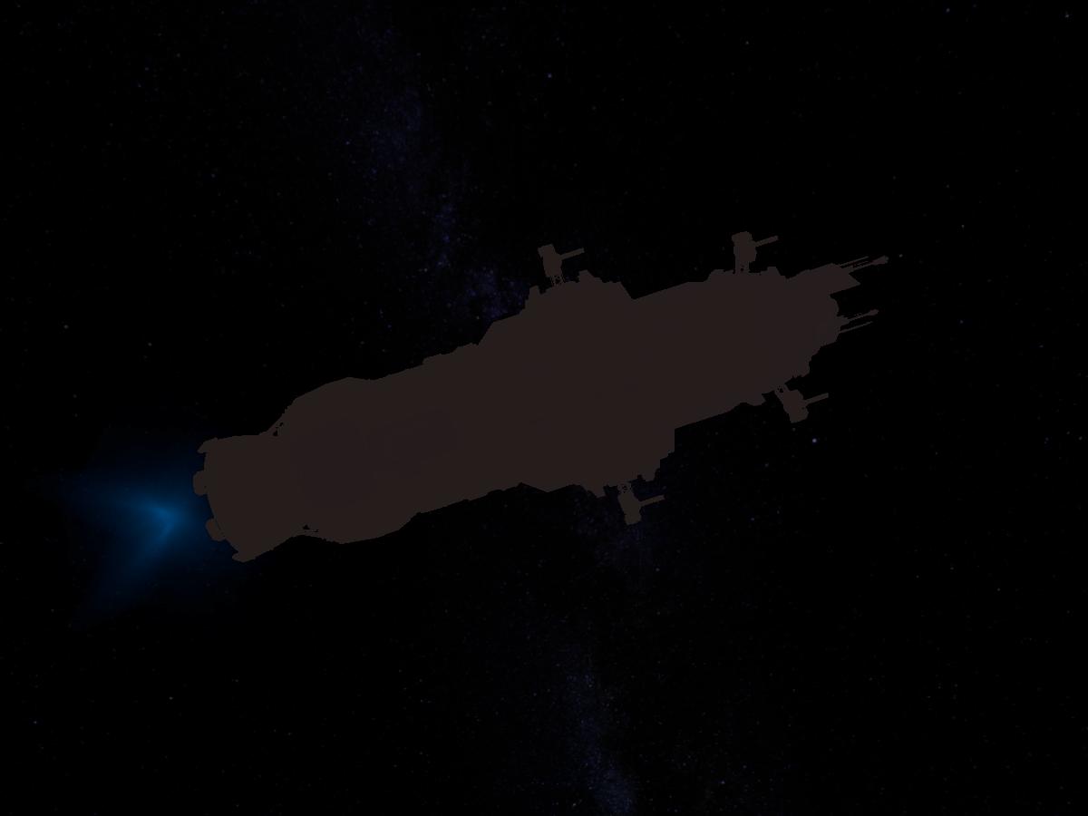 ABRAXXAS' Space Ship