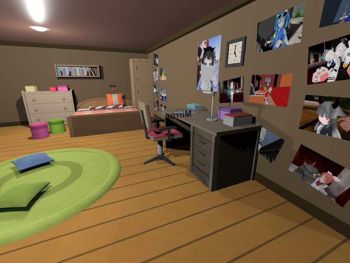 AMIGYU'S ROOM