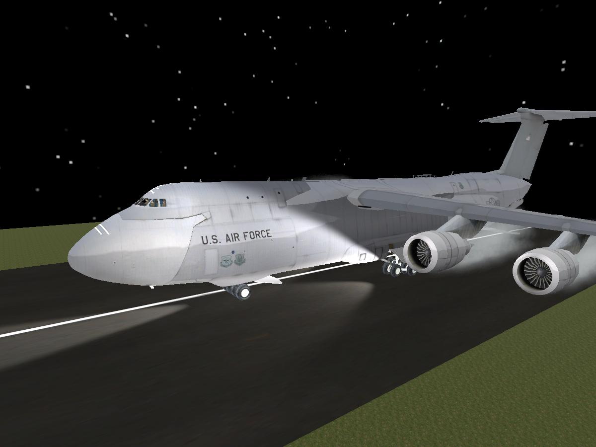Airforce Jumbo