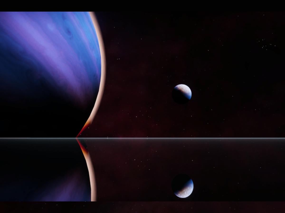 Distant Cosmos