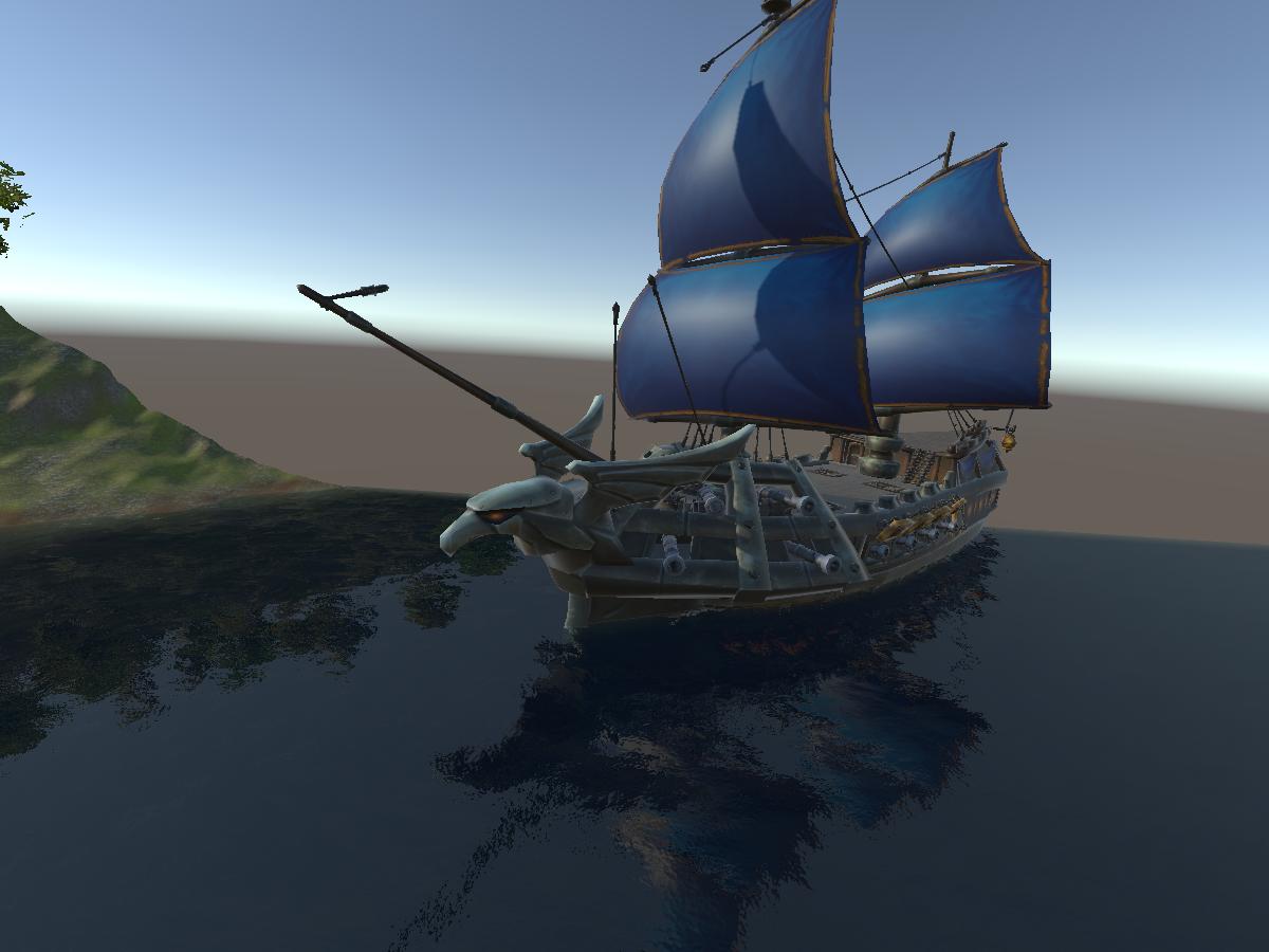 Alliance Battleship