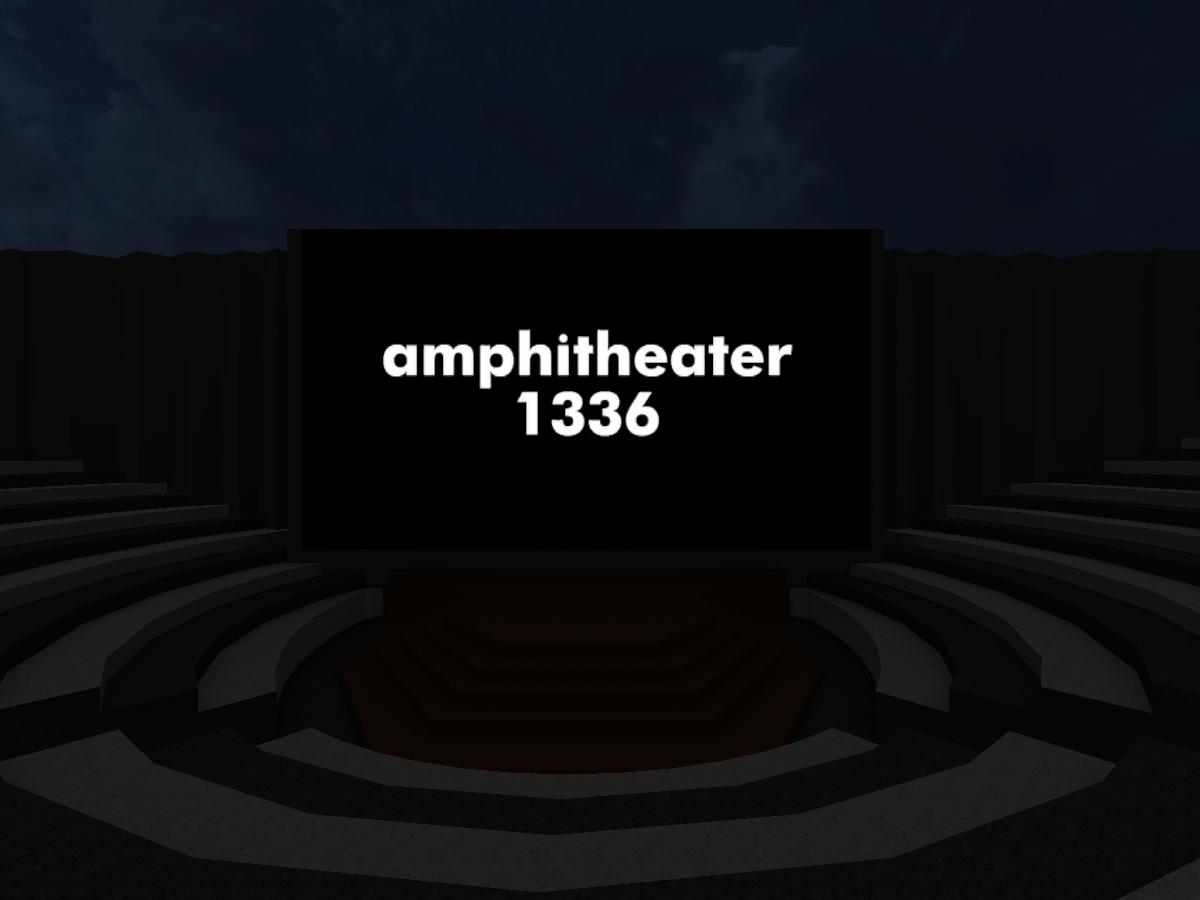 Amphitheater 1336