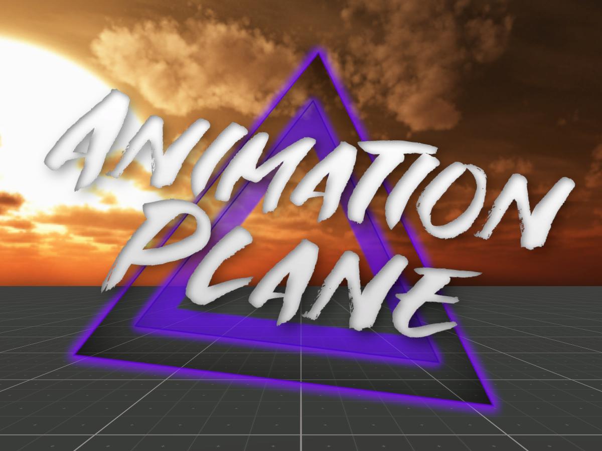 Animation plane