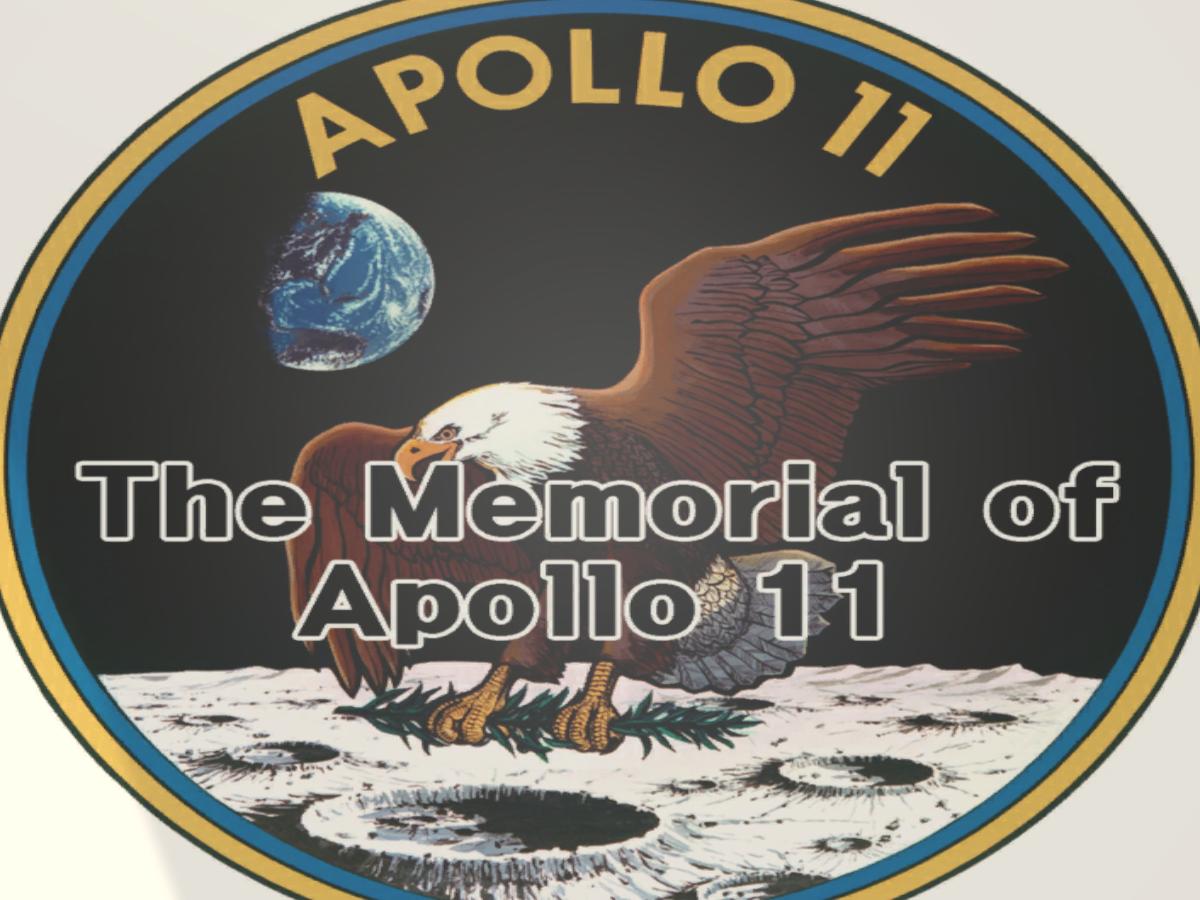 Apollo 11 Memorial