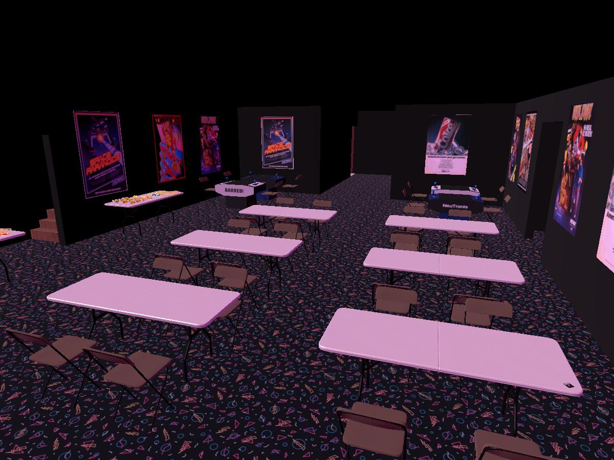 Arcade Hangout