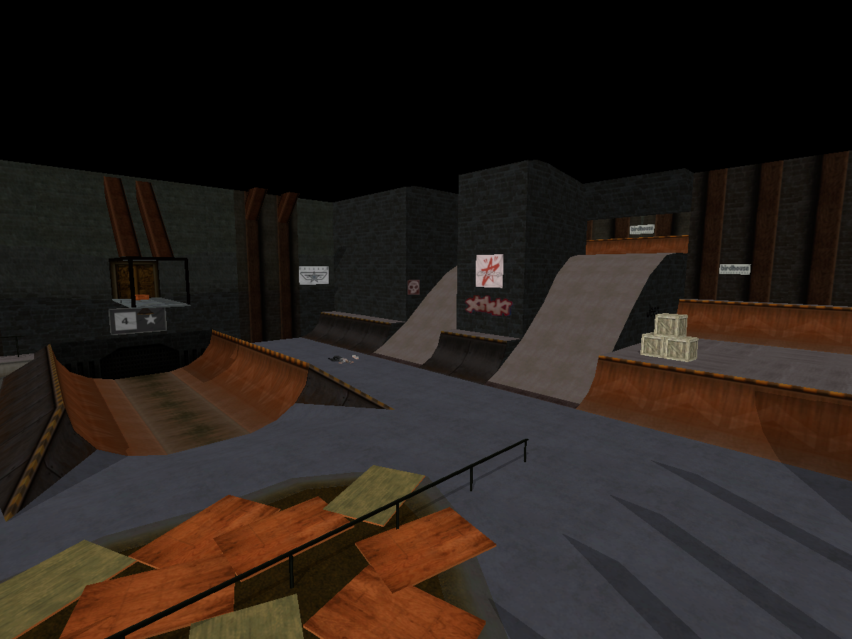 Ash's Avatar Warehouse