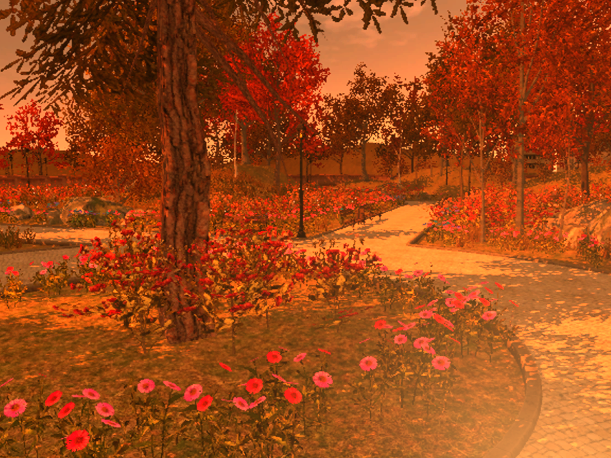 Autumn Park V2(Avatars)