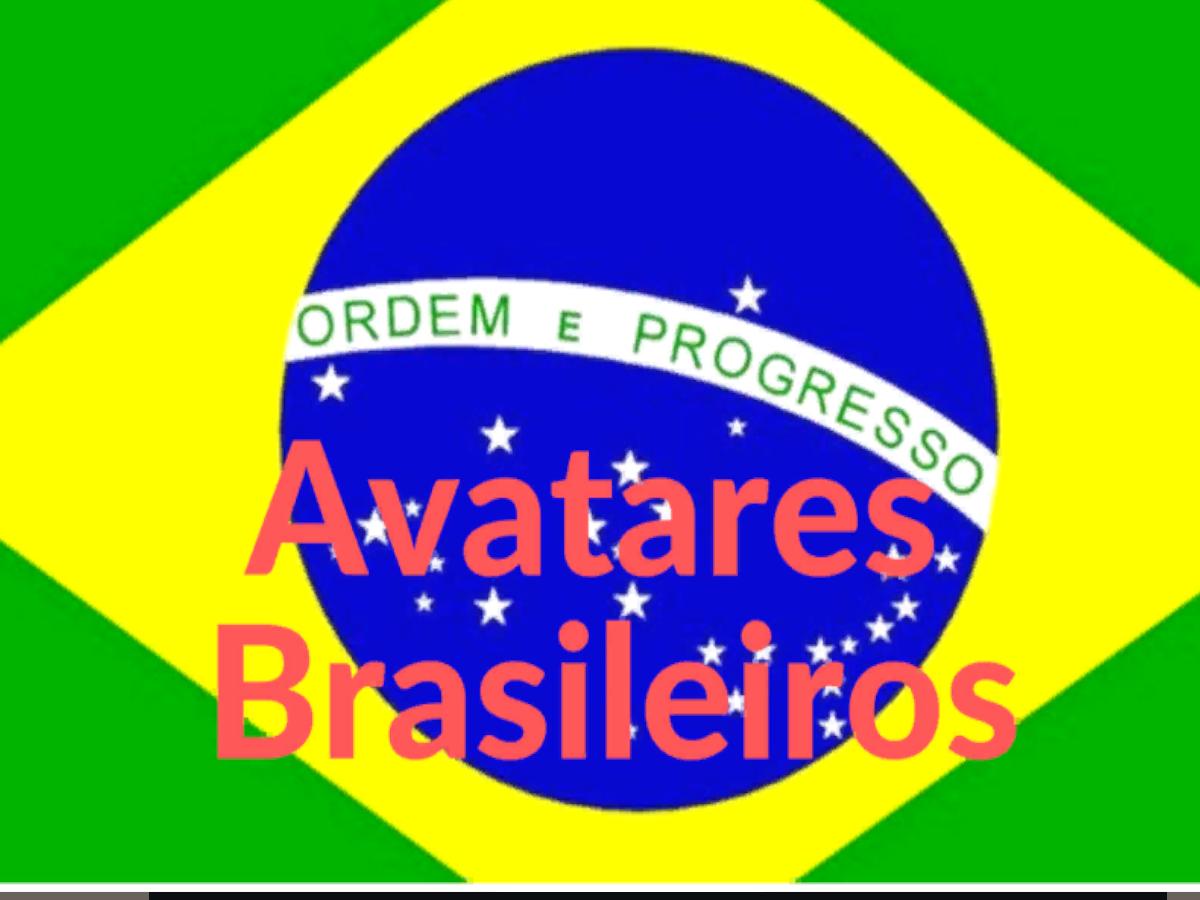 Avatares Brasileiros