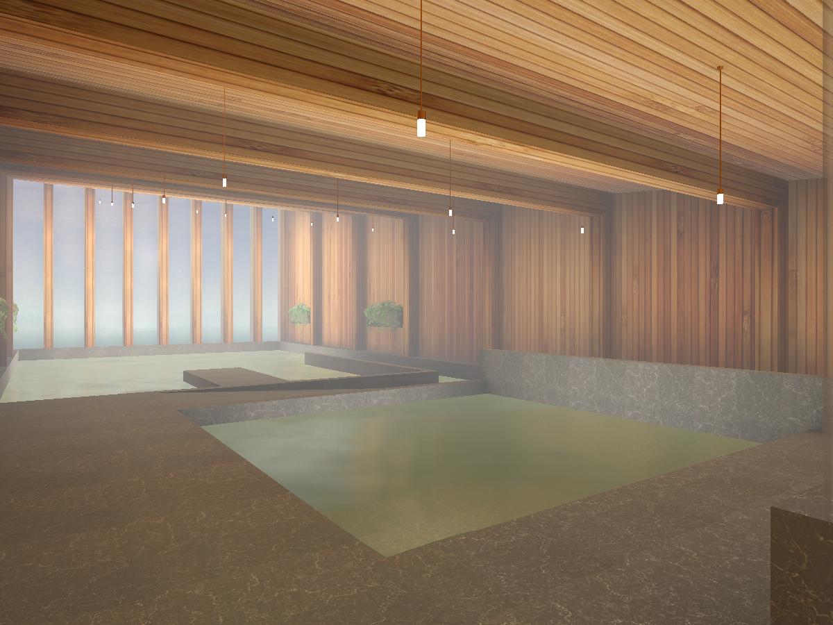 Bodega-Piedrafita Bathhouse