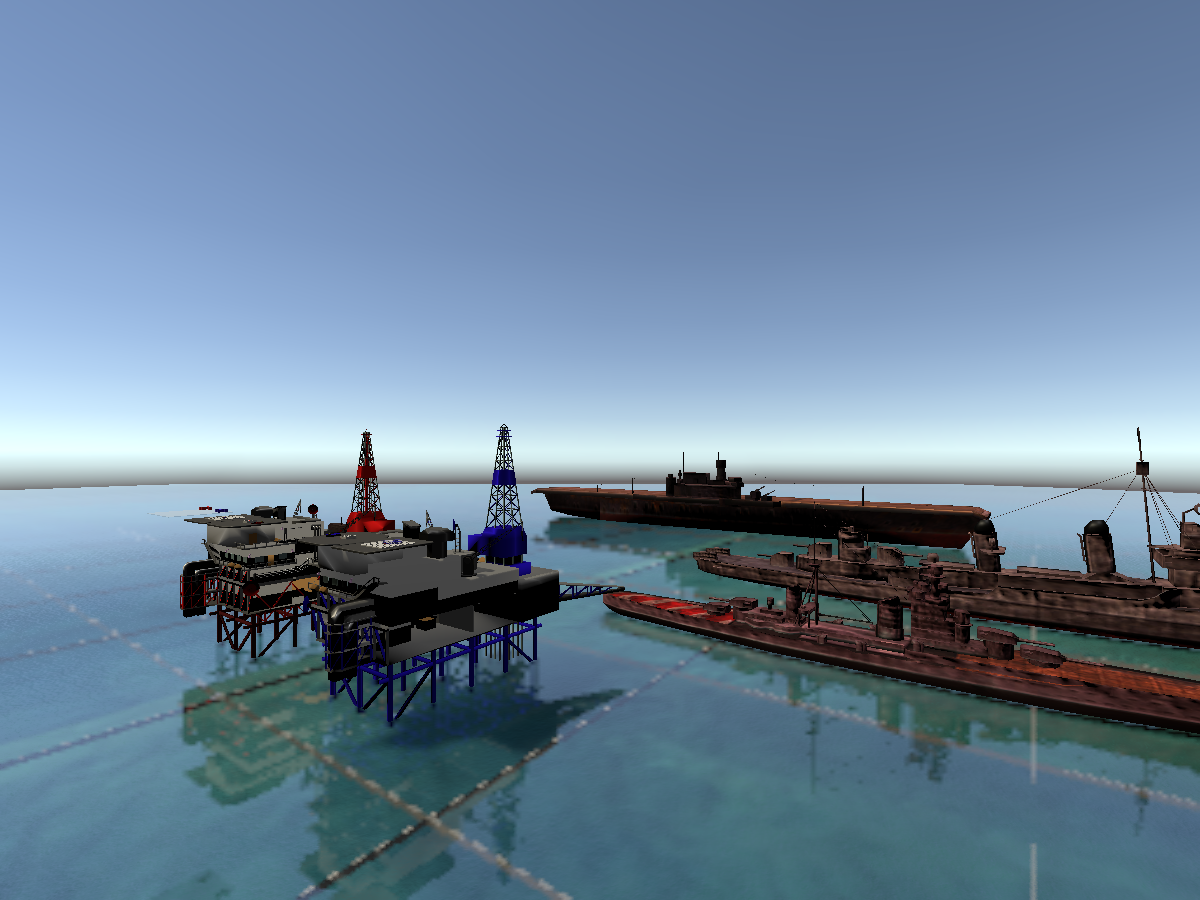 Battleships 〈Scale〉