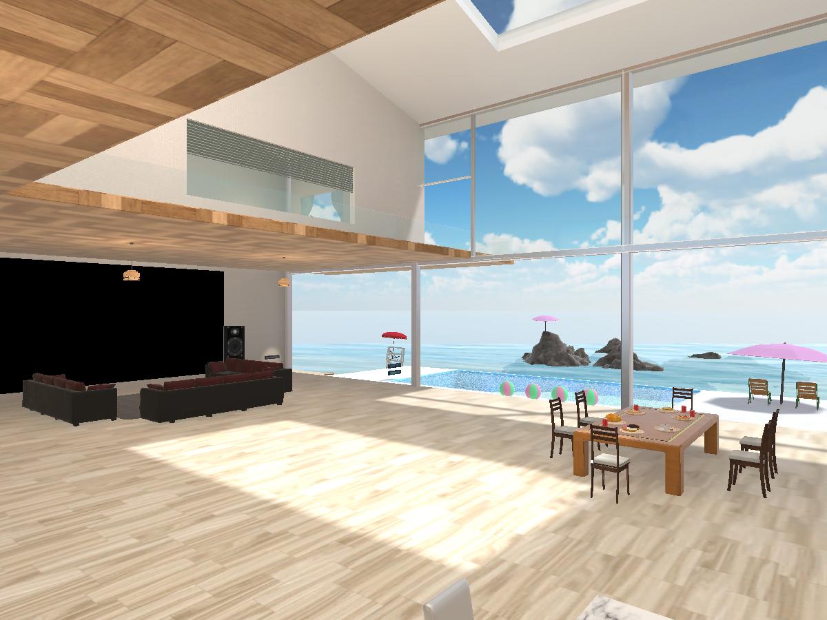 Beach House Vibin