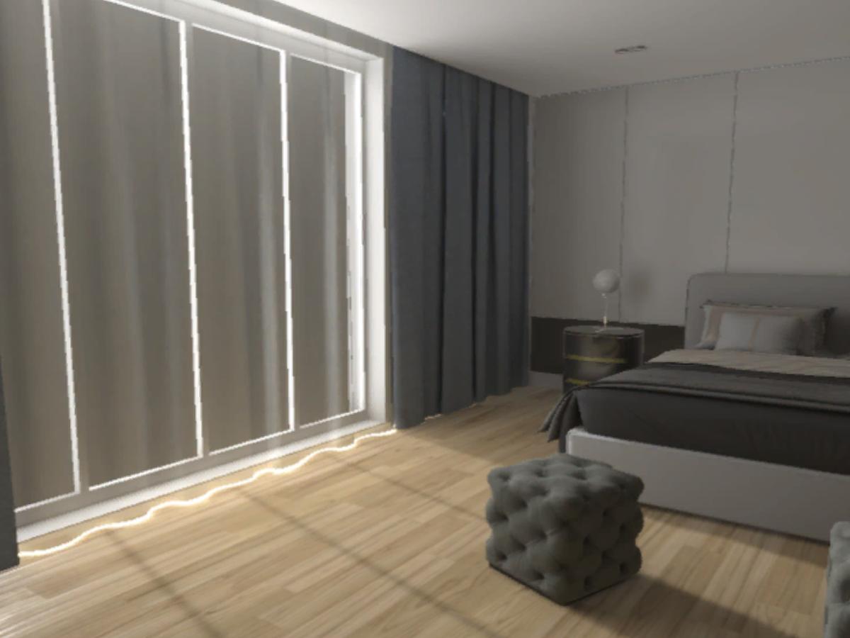 Bedroom in the Morning v1․4