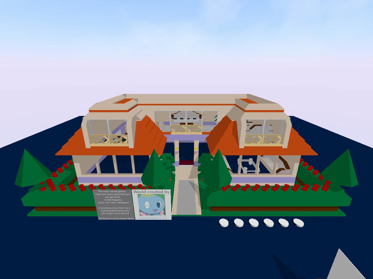 Blockland VR - Cottage v1.0