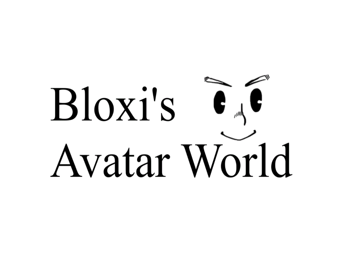 Bloxi's Avatar World