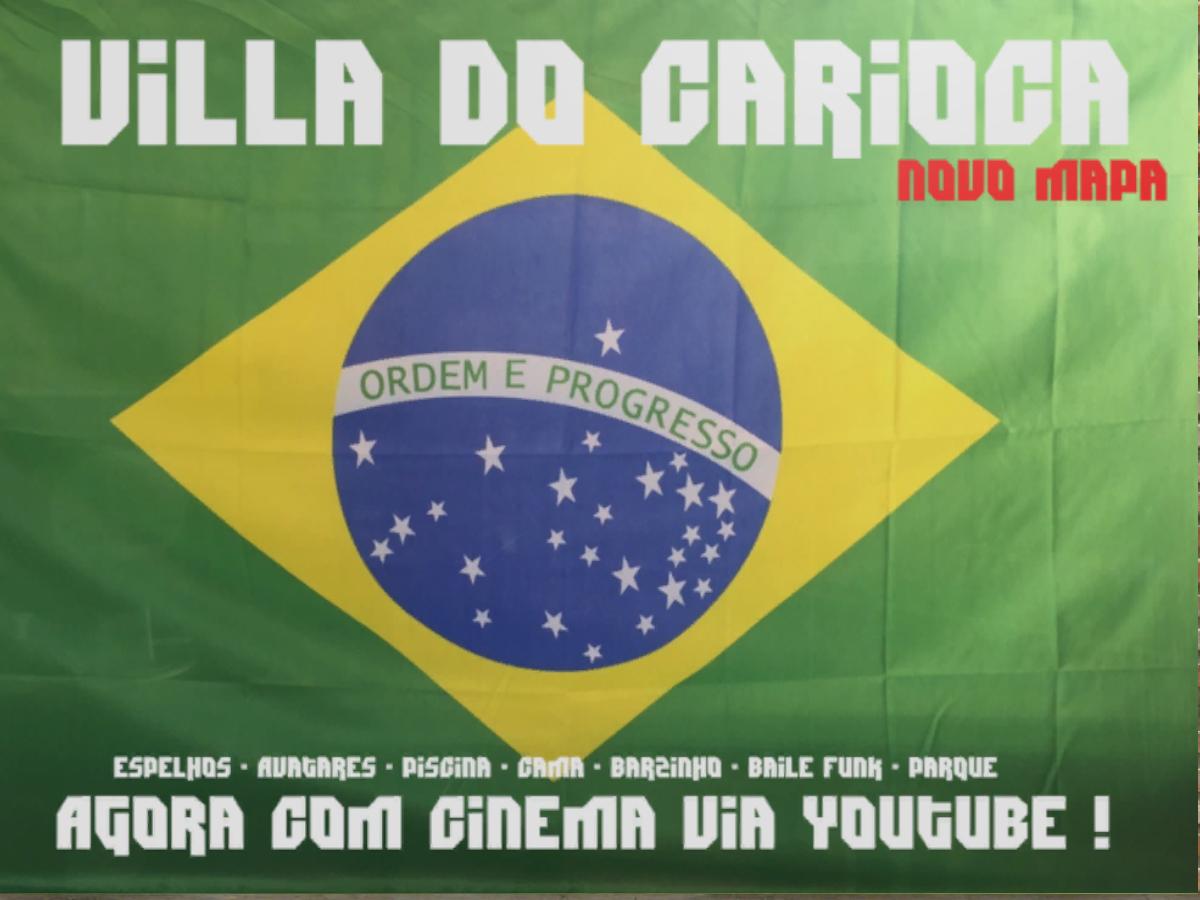 Villa do Carioca - Brasil