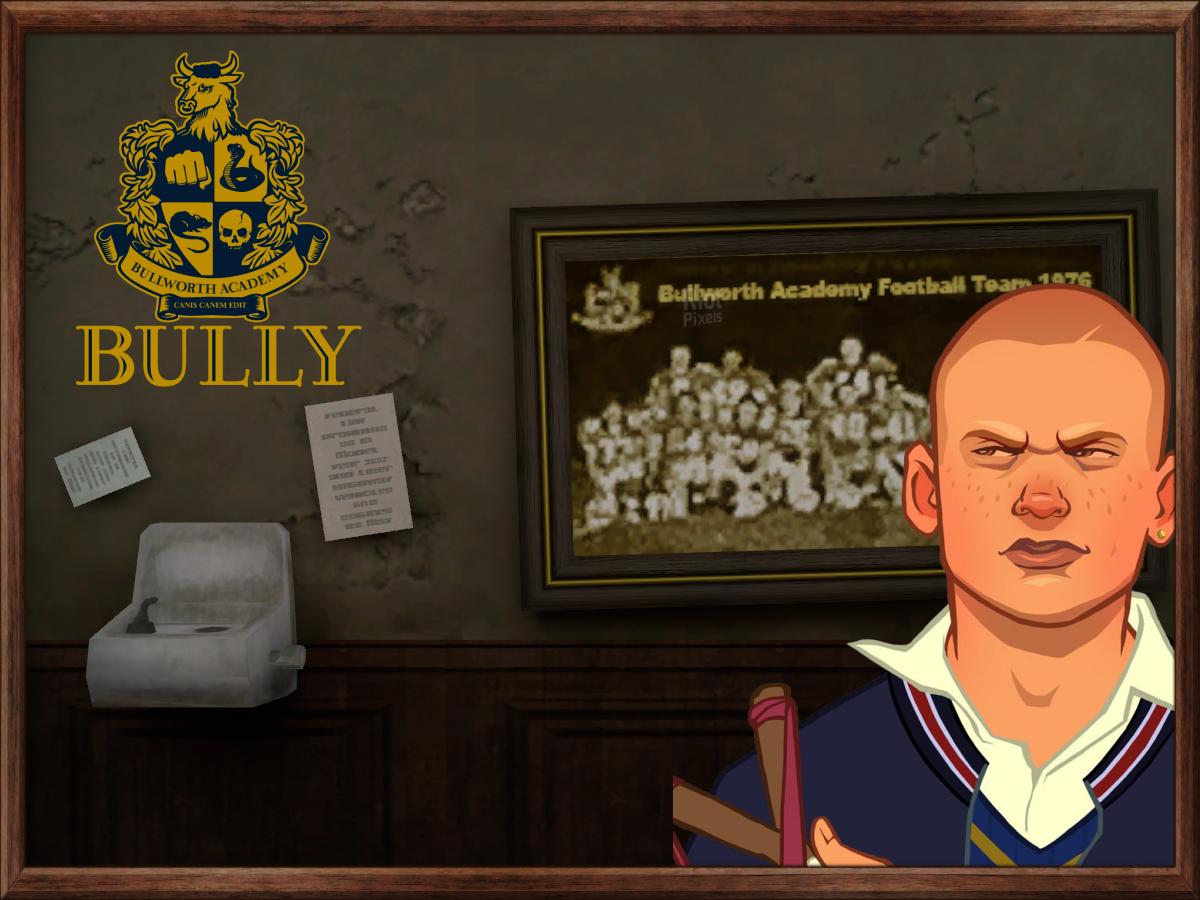 Boy's Dorm - Bully