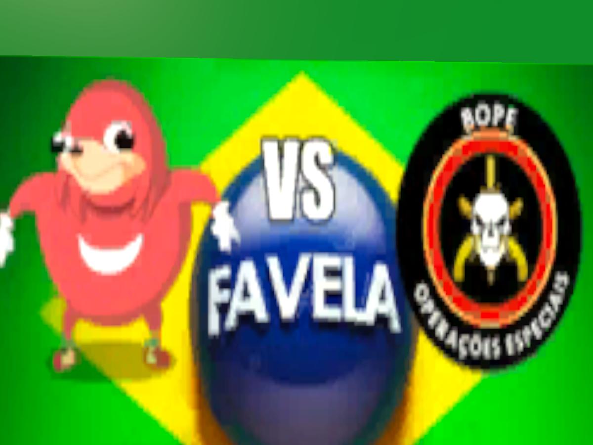 Brasil Favela Memes 3.0