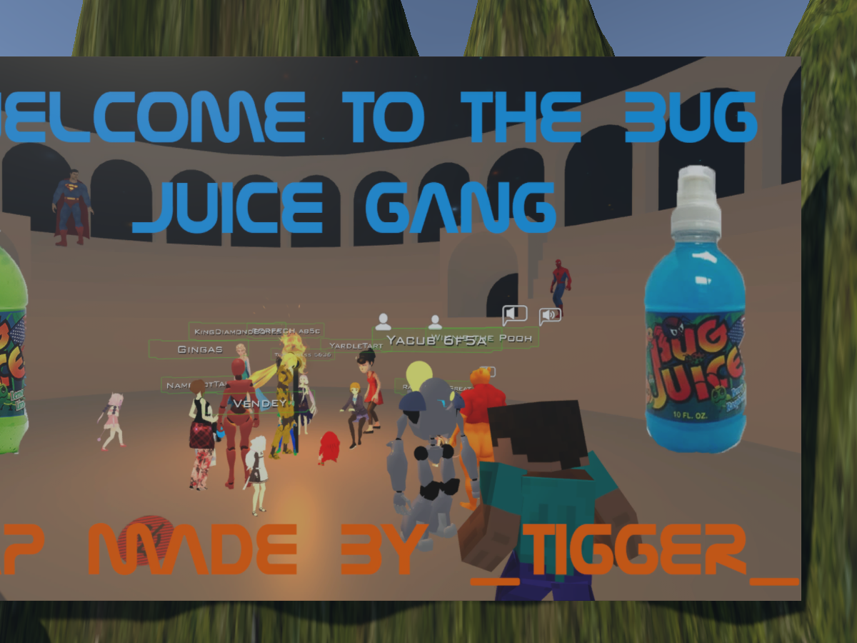 Bug Gang World