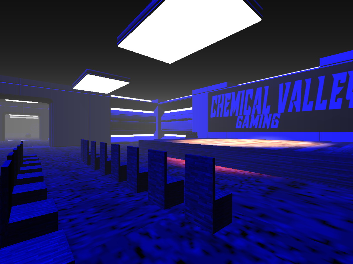 CHEMICAL VALLEY GAMING [AVATAR] ARCADE