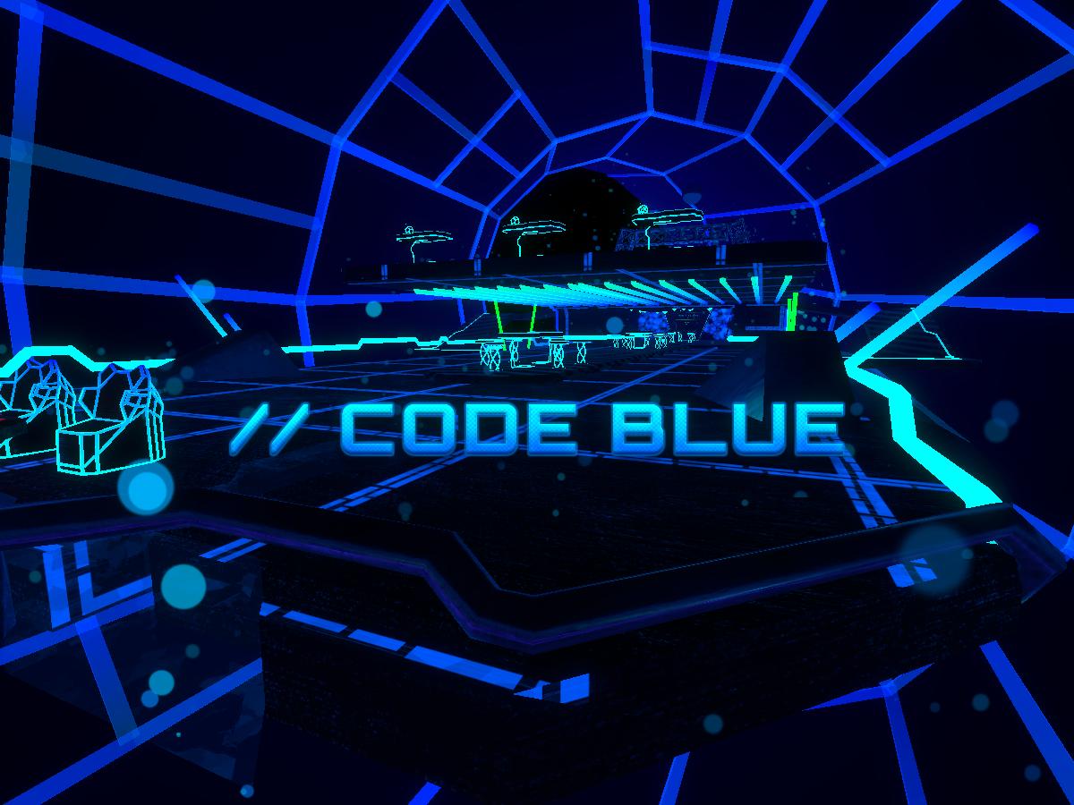 // CODE BLUE v1.1