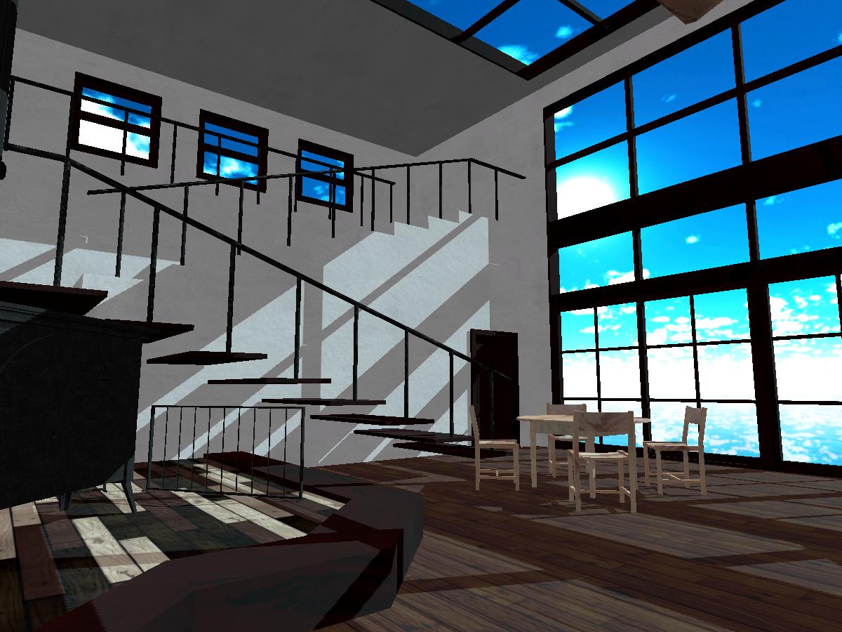 Cafe' Summer Sky