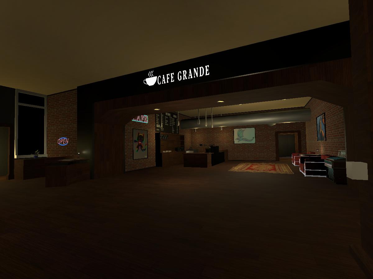 Cafe Grande