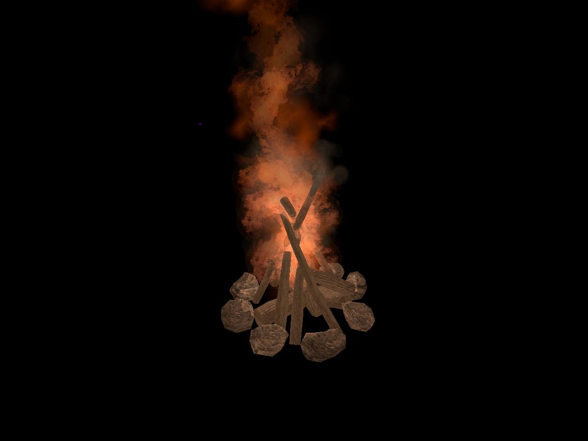 Sacred Campfire
