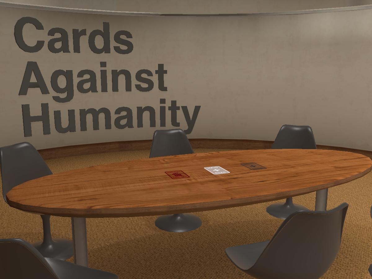 Cards Against Humanityǃ