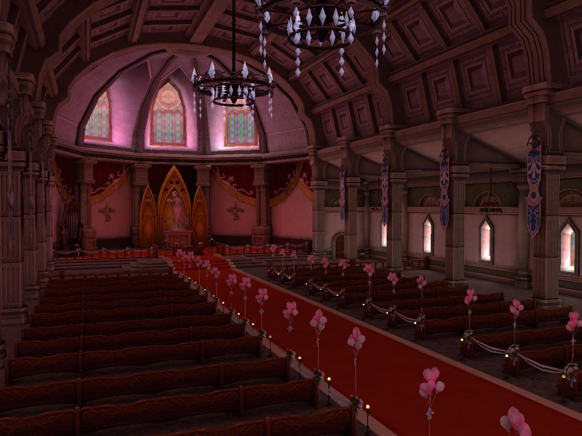 Celebration Hall [MapAWeek] pt․27