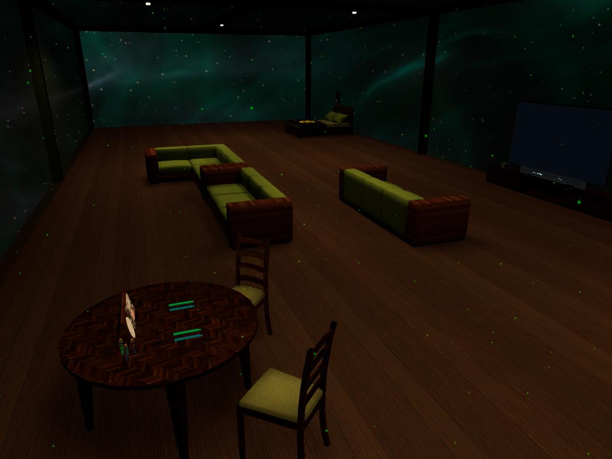 Chambre de Mysty