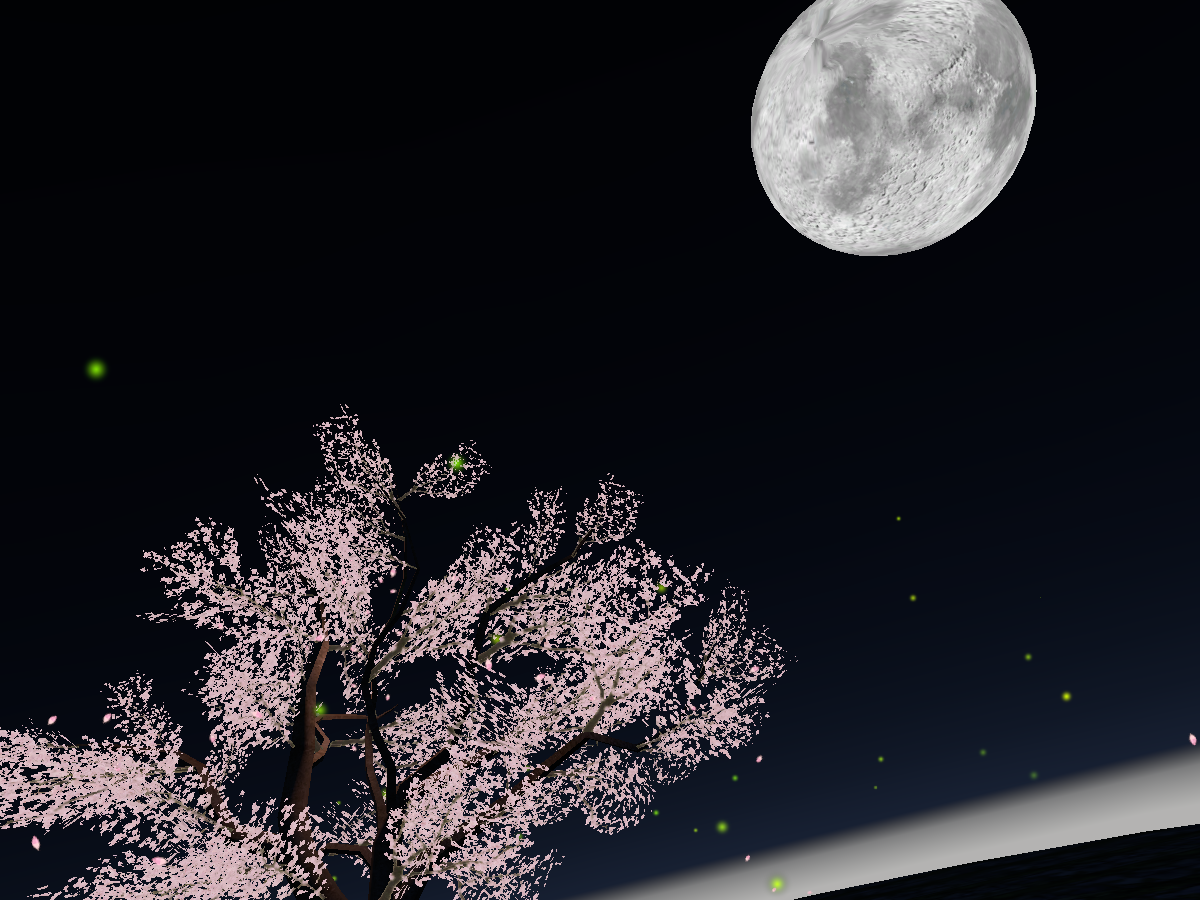 Sakura Chill World