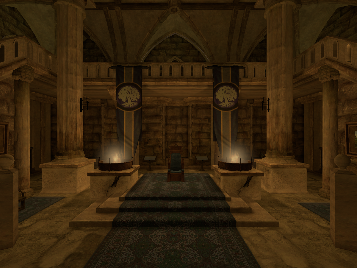 Elder Scrolls IV Oblivion - Chorrol Castle