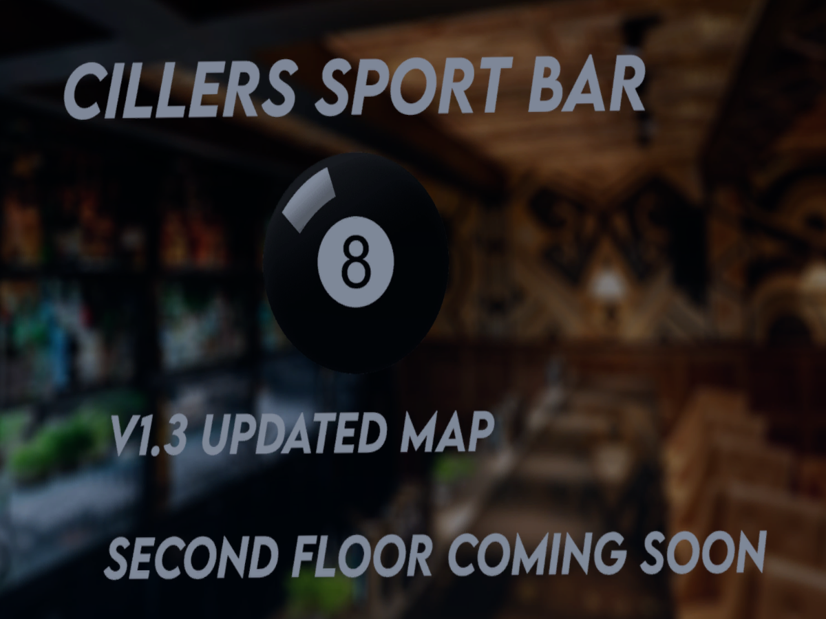 Ciller´s Sports Bar (better map soon)