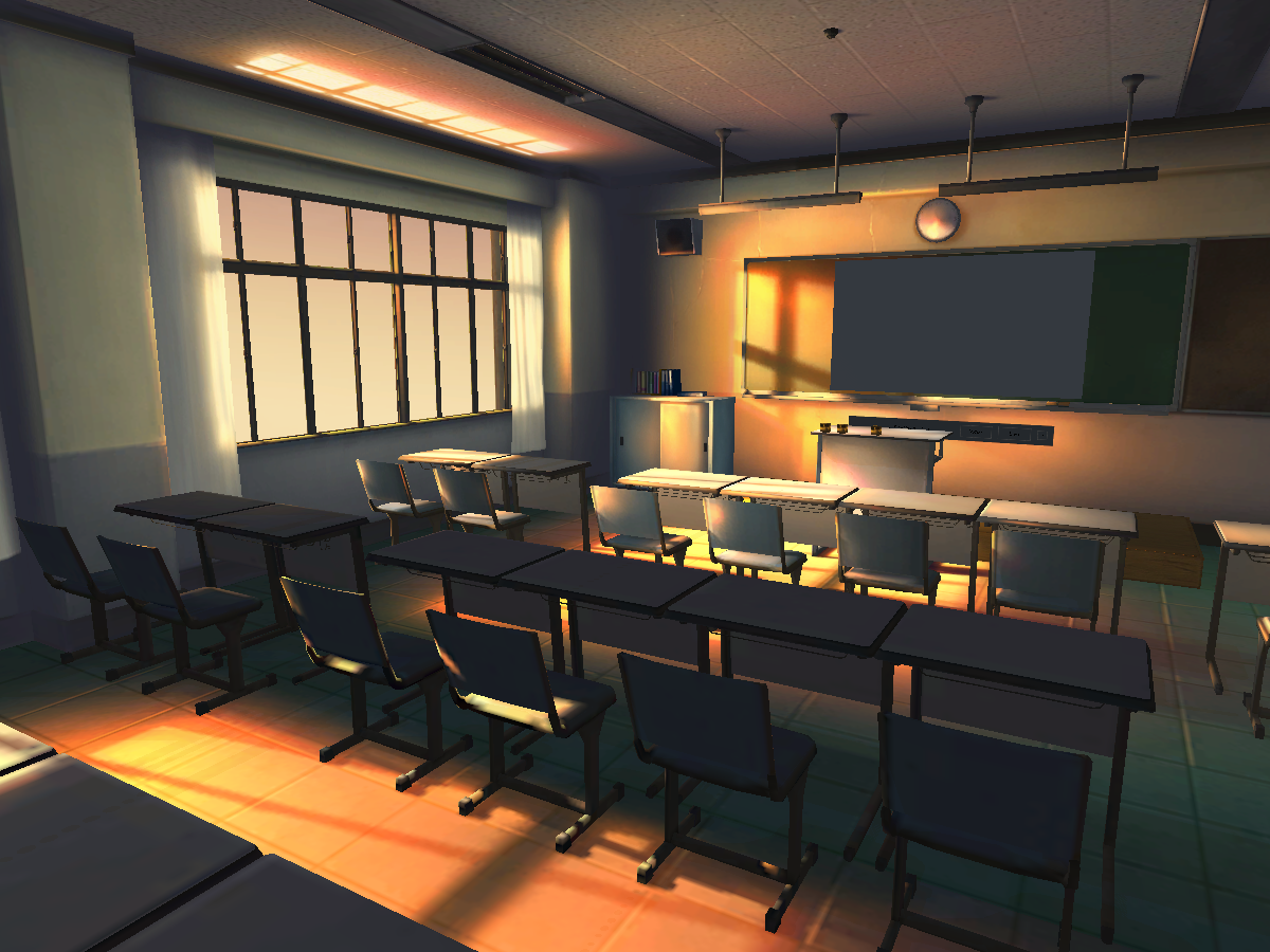 教室ClassroomV1․0[CN/JP/EN]