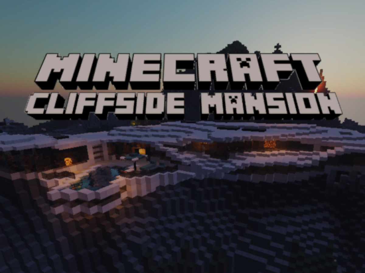 Cliffside Mansion