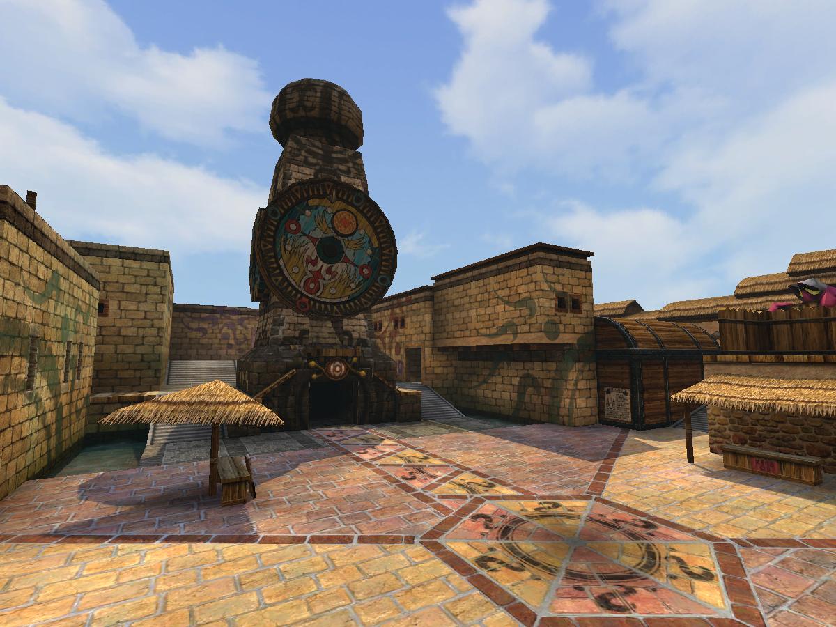 Clock Town - Majora's Mask 3D