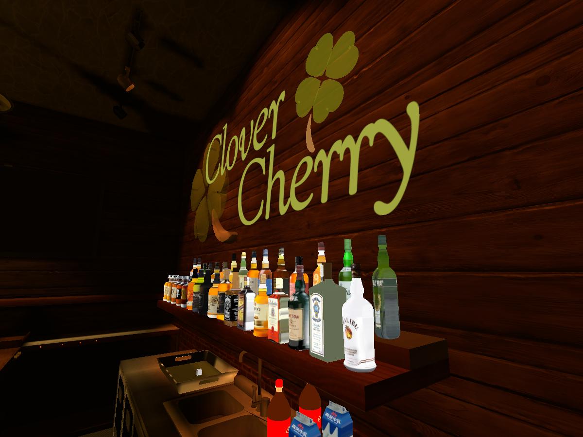 Bar CloverCherry Zero