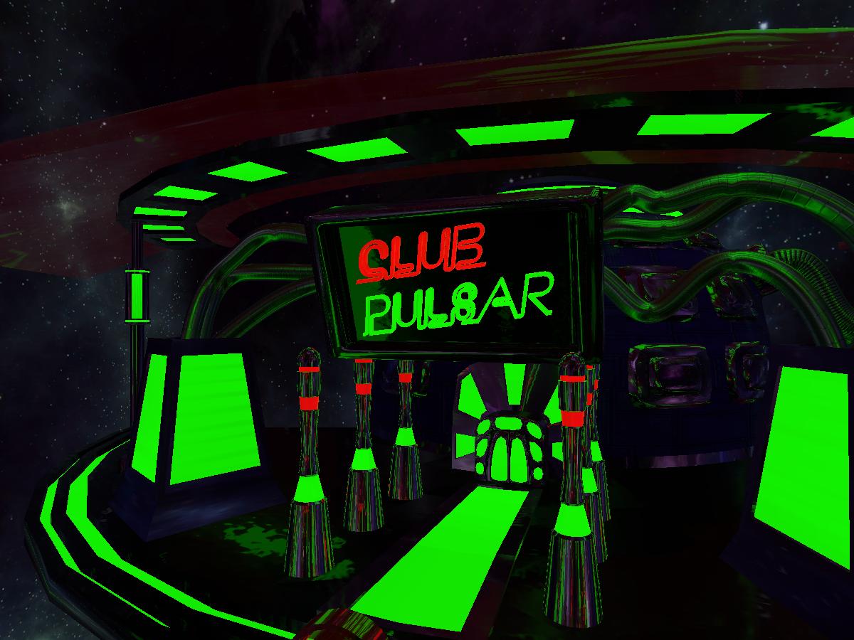Club PULSAR˸ Christmas Edition