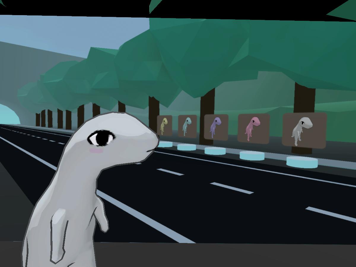 Color Dino Avatars