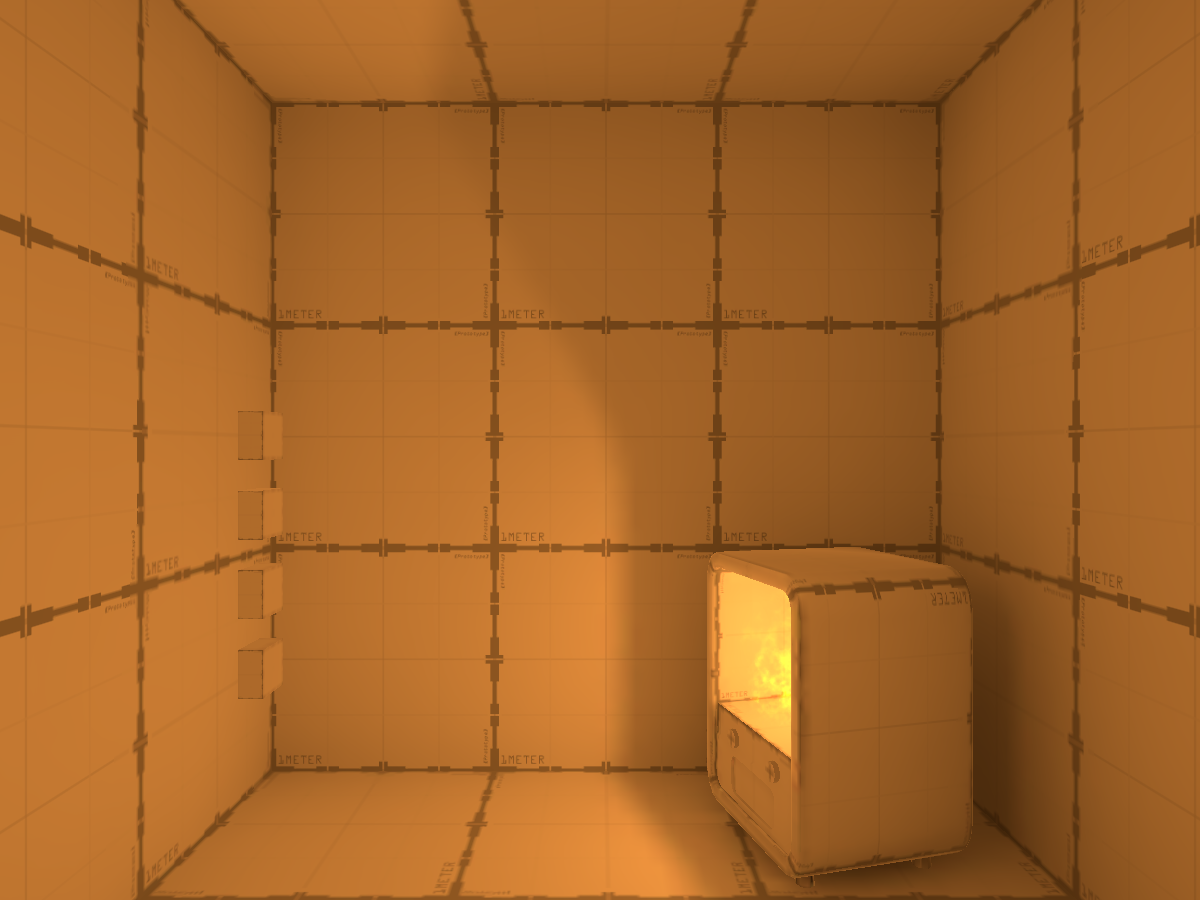 Comfy Cube