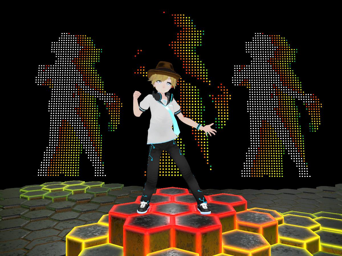 DJL Dance Stage