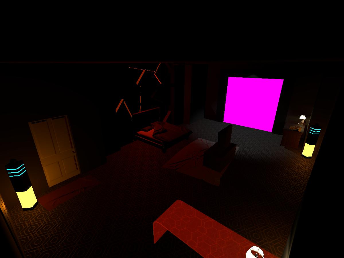 DK's Bedroom