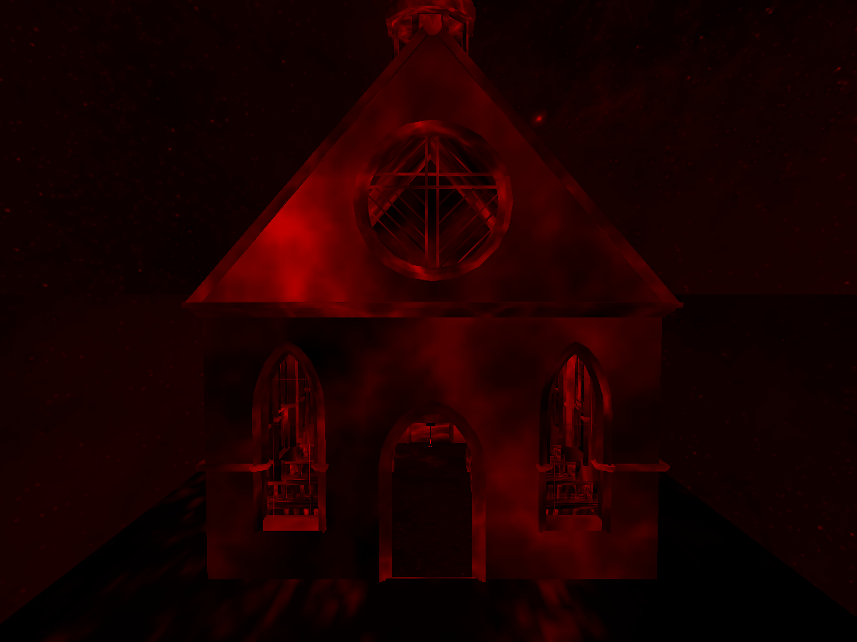 DP's Low Poly Church