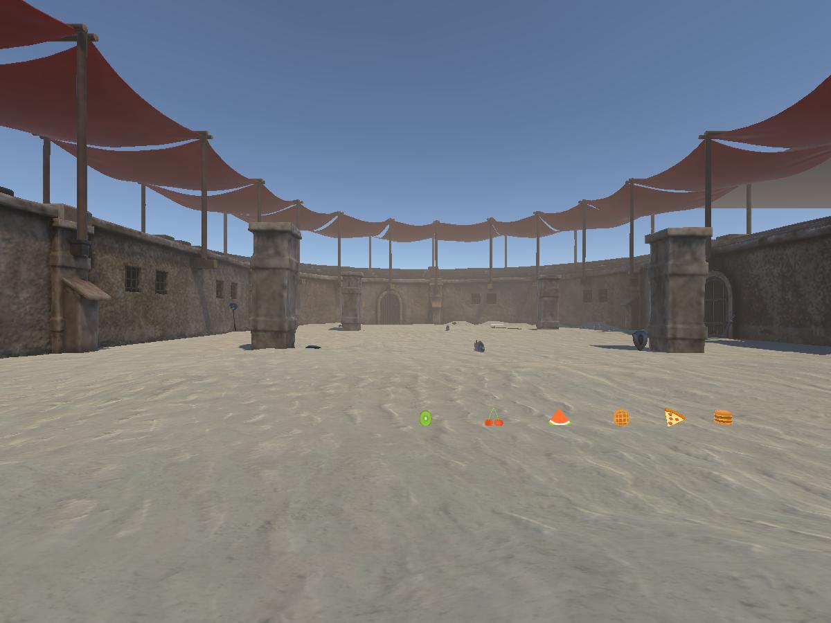 DeathMatch Gladiator v1․5