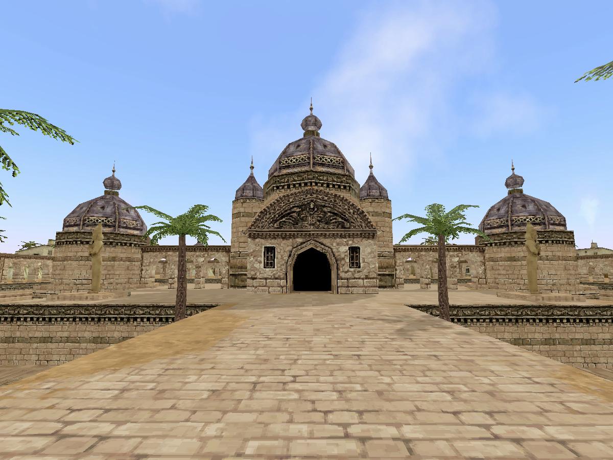 Desert Town of Morroc