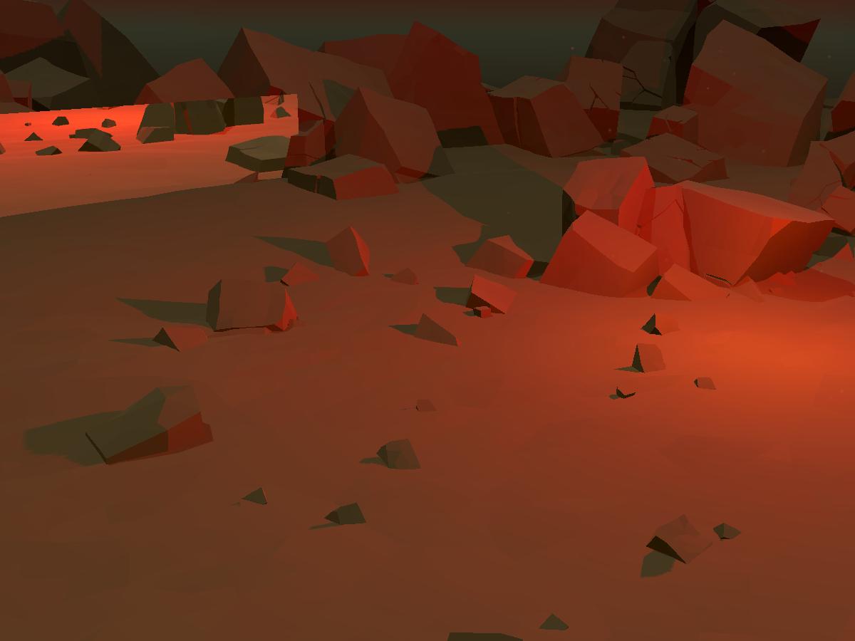 Desert in the Void