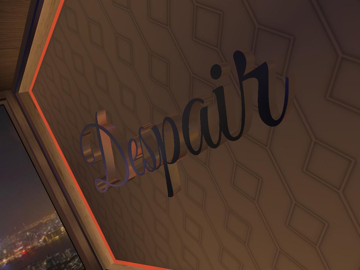 Despair's ChillAvatar World