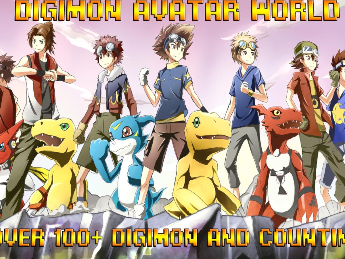 Digimon Avatar World