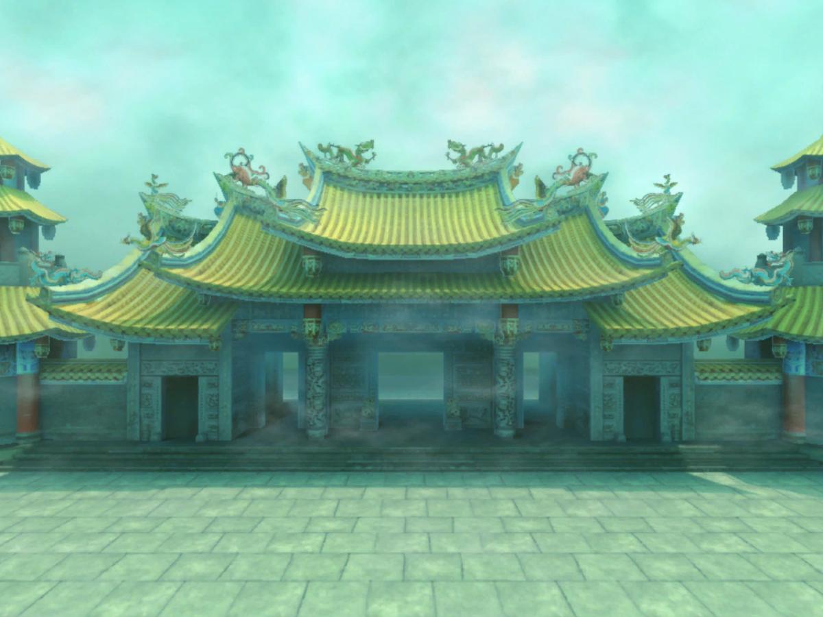 Divine Spirit Mausoleum